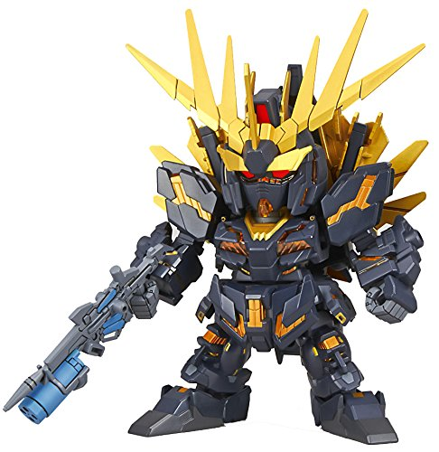 Bandai Hobby BAN215857 SD Ex-Standard 015 02 Banshee Norn (Modo de diestroy) Gundam Unicorn