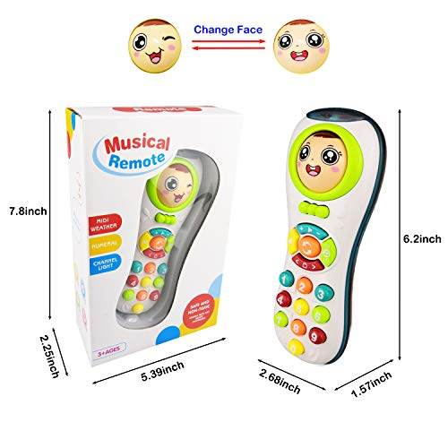 Toy Remote Control 12 Month Baby...