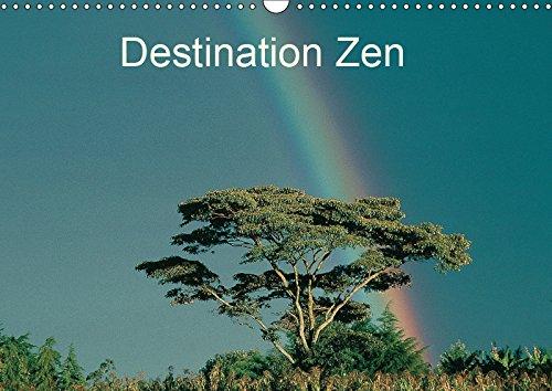 Destination Zen (Calendrier mural 2019 DIN A3 horizontal): Zen Attitude qui ouvre les portes de la plénitude (Calendrier mensuel, 14 Pages ) (Calvendo Mode de vie)
