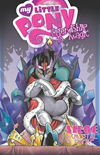 My Little Pony: Friendship is Magic Volume 9 (My Little Pony Graphic Story)