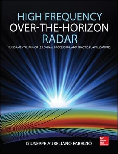 High Frequency Over-The-Horizon Radar: Fundamental Principles, Signal Processing, and Practical Applications -