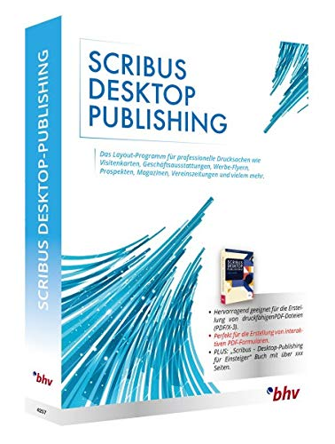 Scribus Desktop Publishing Für Pc