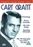 CARY GRANT 3DISCS PLUS THE BIOGRAPHY [UK Import]