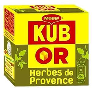 Maggi - kub or herbes de provence - 128g