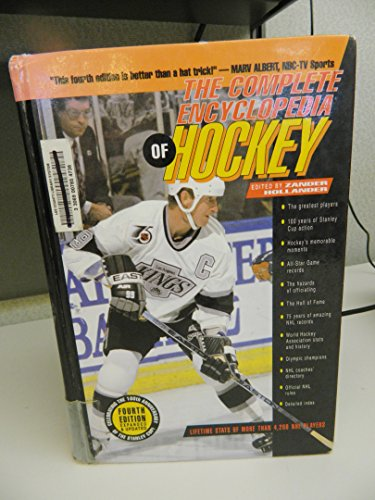 Complete Encyclopedia of Hockey