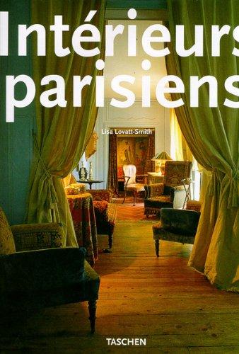 Intérieurs parisiens (anglais, allemand, français) par Lisa Lovatt-Smith