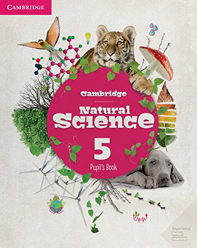 Cambridge Natural Science Level 5 Pupil's Book (Natural Science Primary)
