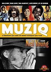 Muziq, N° 1 : Neil Young, le cavalier électrique