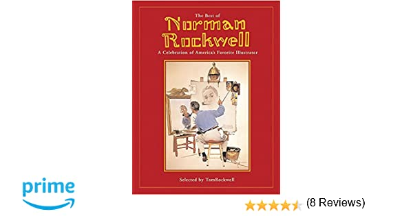 Amazon best of norman rockwell tom rockwell livres