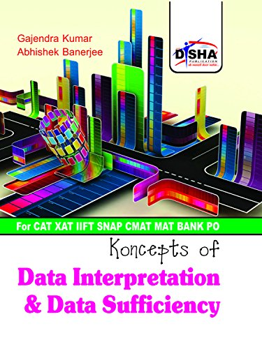 Data Interpretation & Data Sufficiency for CAT/ XAT/ IIFT/ CMAT/ MAT/ Bank PO/ SSC