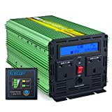Generic Power Inverter Pure Sine Wave 1000W Peak 2000W DC 12V to 240V