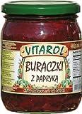 Produkt-Bild: Rote Beete mit Paprika 500g von Vitarol // Buraczki z papryk? 500g - Vitarol