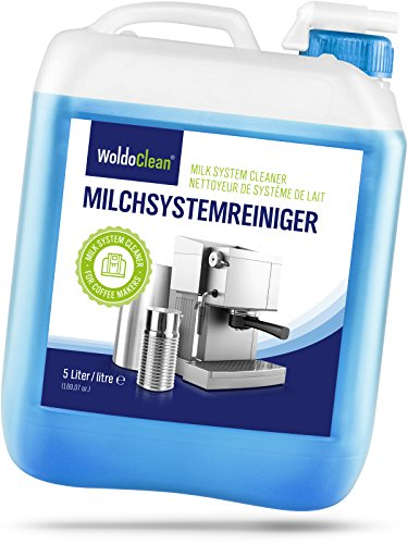 WoldoClean Milchsystemreiniger Reiniger für Kaffeevollautomat Kaffeemaschine & Milchaufschäumer -...