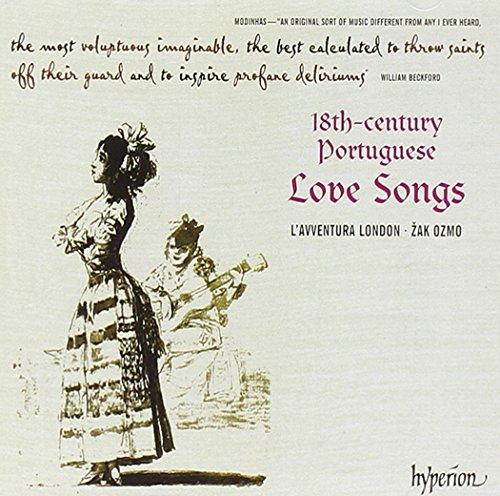 Portugiesische Liebeslieder des 18.Jh.