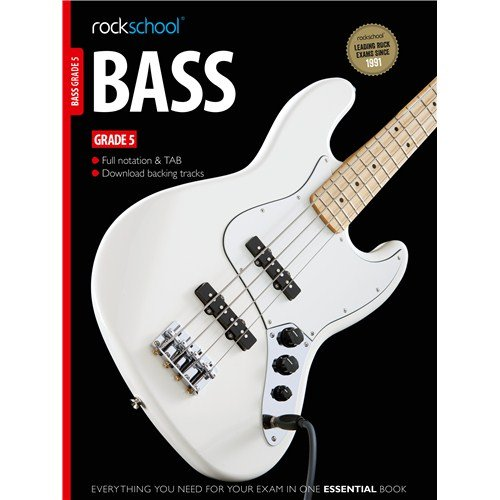 Rockschool Bass Grade 5 (2012-2018). par Bass