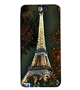 Expert Deal Best Quality 3D Printed Hard Designer Back Cover For HTC One A9
