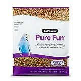 Zupreem Pure Fun alimento para pájaros para pájaros pequeños