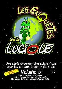 Les enquêtes de la luciole DVD volume 5