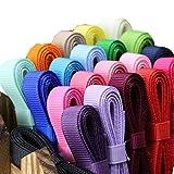 Rimobul 6mm Grosgrain Ribbon Collection 22 Colors - 1 Yard Per Color