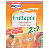 Cameo Fruttapec per Preparare le Confetture - 75 gr