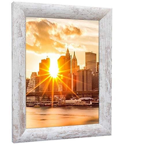 Rahmengalerie24 Corona - Marco de Fotos 30 x 70 cm