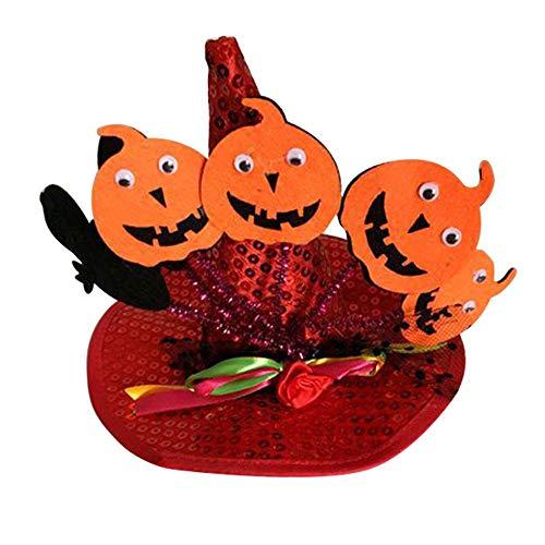 y Pet Cat Hat Pet Kappen Kürbis Spider Hexe Hat Animal Pet Kostüm Halloween Dekoration Katze Kleidung Gap D ()