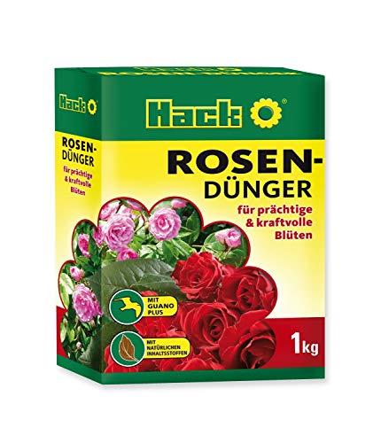Hack Rosen Dünger 1 kg