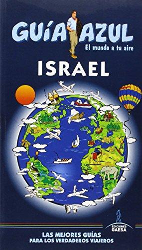 Israel (GUÍA AZUL) por Daniel Cabrera