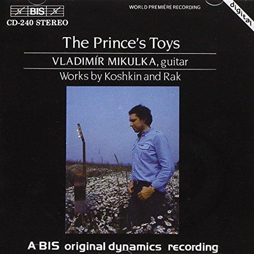 Spielzeug des Prinzen