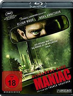 Alexandre Ajas MANIAC [Blu-ray]