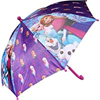 Frozen Umbrella 5 Bags & Accessories Synthetic Material Umbrellas Purple/Multi
