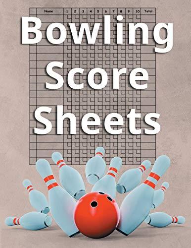 Bowling Score Sheets: An 8.5