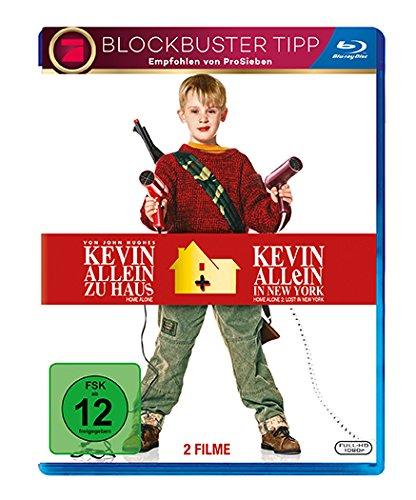 Kevin - Allein zu Haus Box 1&2 [Blu-ray] (Hause Allein Zu Film)