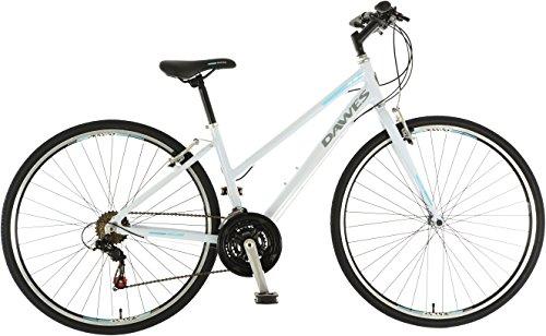 Dawes Discovery 101Low Schritt 35,6cm Bike 2018 (Velo Griff-rack Fahrrad)