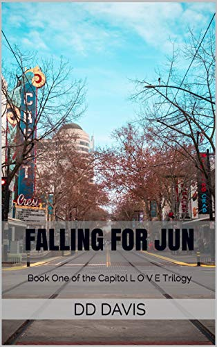 Falling for Jun: Book One of the Capitol L O V E Trilogy (English Edition)