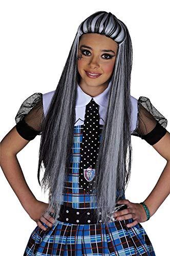 EURO Frankie Stein Monster High Mädchen Einheitsgröße - Frankies Mädchen Kostüm