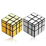 #6: Magicwand 3X3X3 Mirror Cube Withtransparent Piggy Bank
