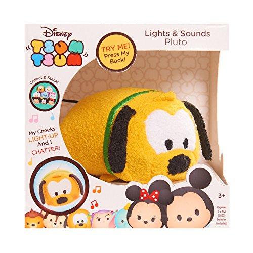 TSUM TSUM Disney lumières et Sons Pluto en Peluche