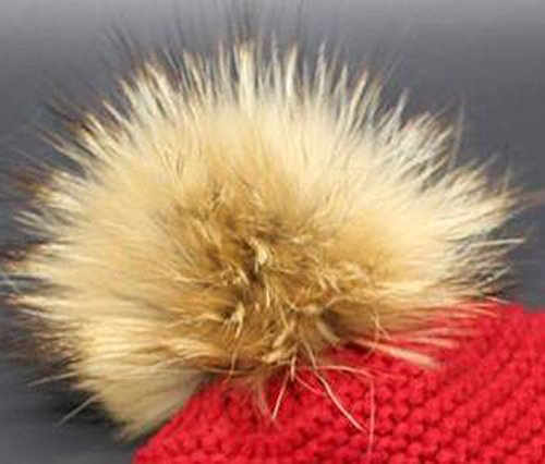 Tricot D'hiver Chapeau De Laine Oreille Pour Enfants Black