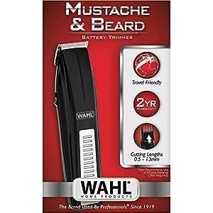 Wahl Moustache & Beard battery Trimmer 05537 -4424