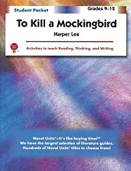 To Kill A Mockingbird - Student Packet by Novel Units, Inc. by Novel Units Inc. (2006-10-18)