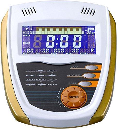 SportPlus Crosstrainer Ergometer, Benutzergewicht bis 130 kg, Klasse H.A., SP-ET-9700-E - 5