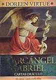 El arcángel Gabriel. Cartas oráculo