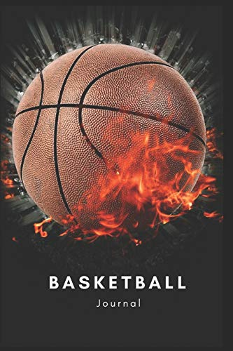 Basketball Journal por Trueheart Designs