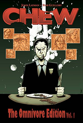 Chew Omnivore Edition Volume 1 (Chew the Omnivore Edition)