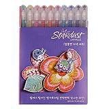 Die besten Sakura Pen Sets - Sakura PGB10CS4 10-piece Gelly Roll Assorted Colors Stardust Bewertungen
