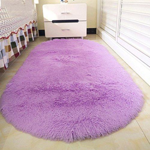 uus Alfombra antideslizante multiusos de la alfombra multiusos suave lisa suave suave linda del estilo para la sala de estar / el estudio / la cocina / los niños de la puerta de la habitación de interior / de la puerta 60 * 160cm / 80 * 120cm / 80 * 160cm ( Color : H , Tamaño : 80*120cm )