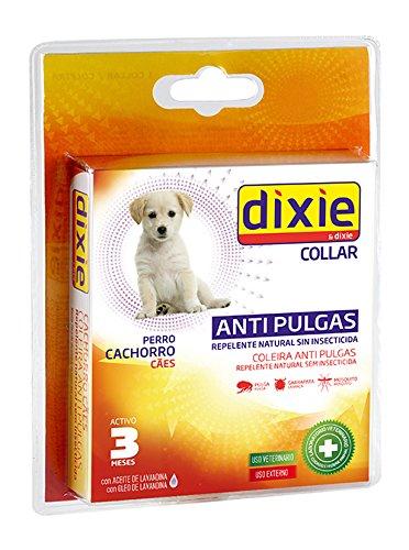 Dixie antipulci naturale per cucciolo