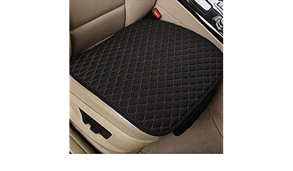 Auto Seat Cushion Car Seat Cushion Seat Protector Cushion Comfortable Universal Front Seat Multicolor Pad Mat Front Cover Leaftree