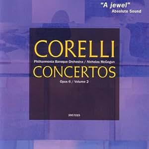 Concertos Op.6 Vol.2